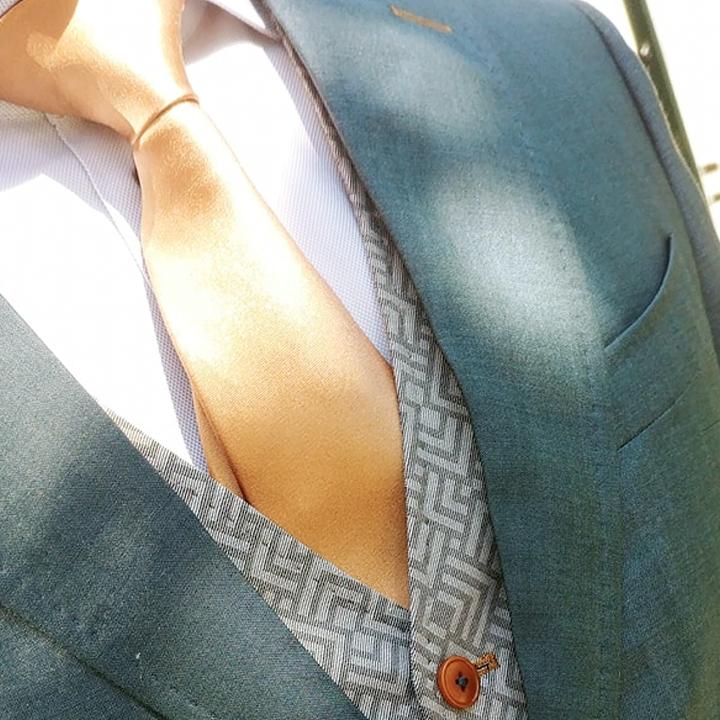 Ook voor de mooiste stropdassen!