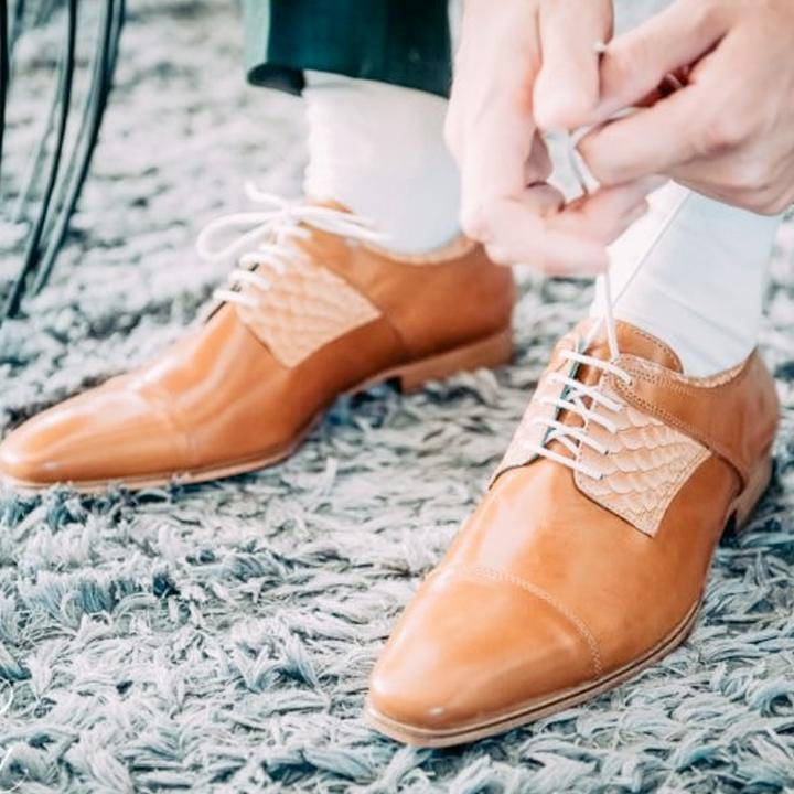 Ga je trouwen? Kies voor de beste schoenen bij je maatpak!